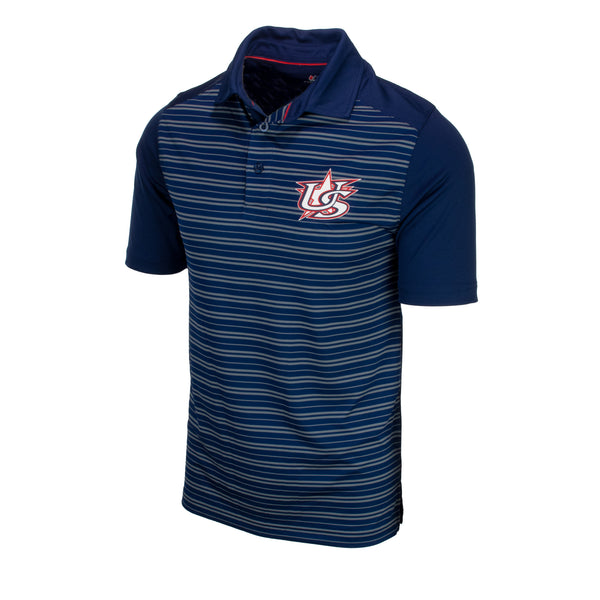Stripe Strong Polo