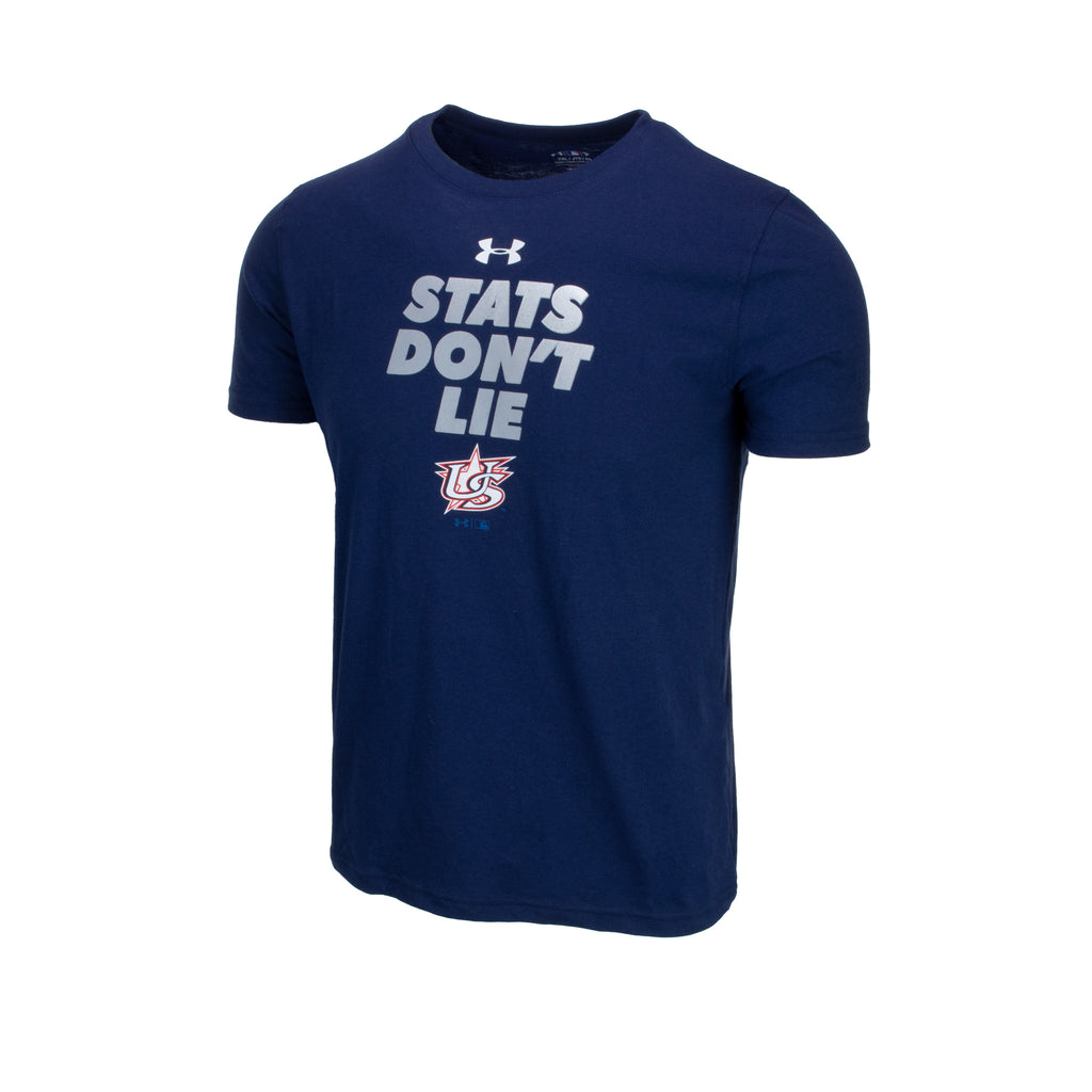 Youth UA Stats Don't Lie Tee