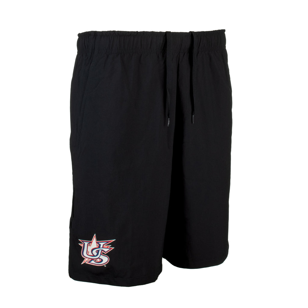 Nike Black Woven Training Shorts With Pockets