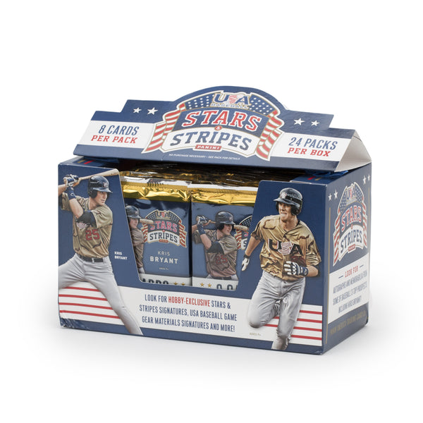 2015 USA Baseball Stars & Stripes Hobby Box