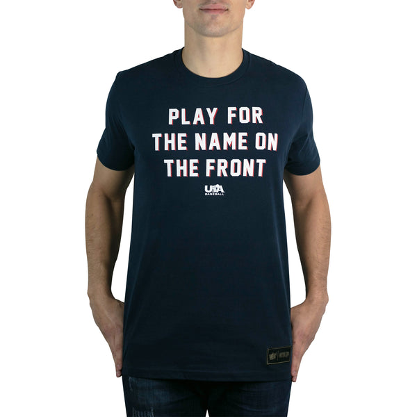 "Baseballism ""The Name"" Tee"
