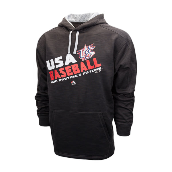 Black On-Field Team Choice Streak Fleece