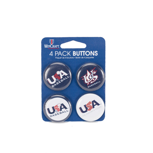4 Pack Buttons