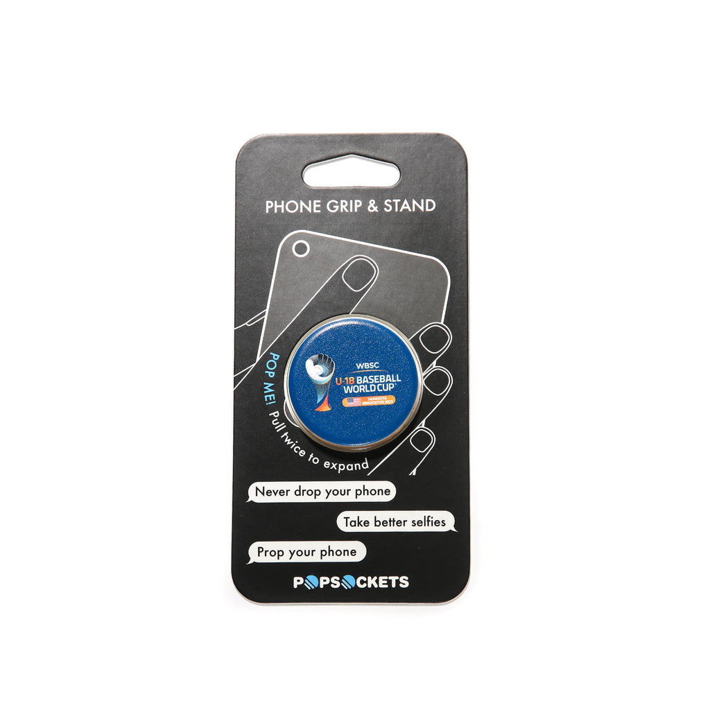 U-18 Baseball World Cup 2021 Popsockets