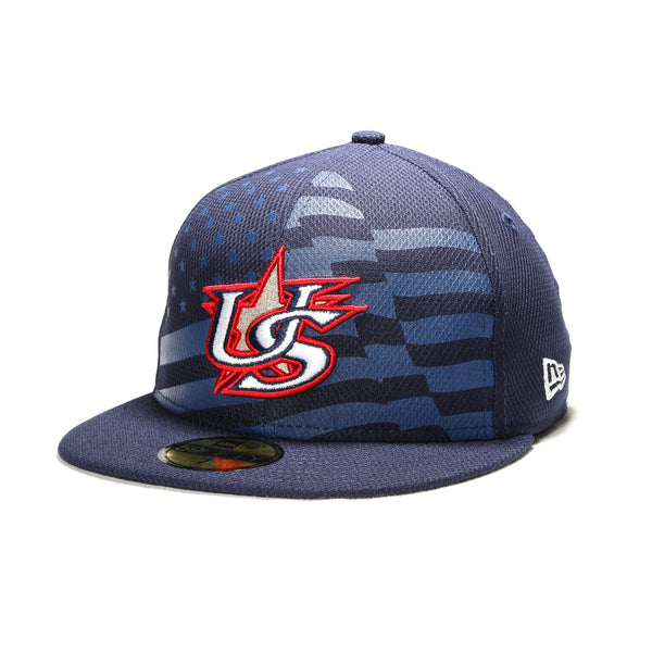 e81963fc87e New Era American Flag 59FIFTY