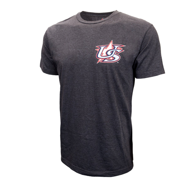 Charcoal Grey Home Advantage Tee