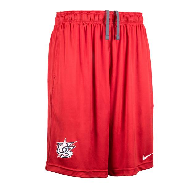 Youth Red Shorts