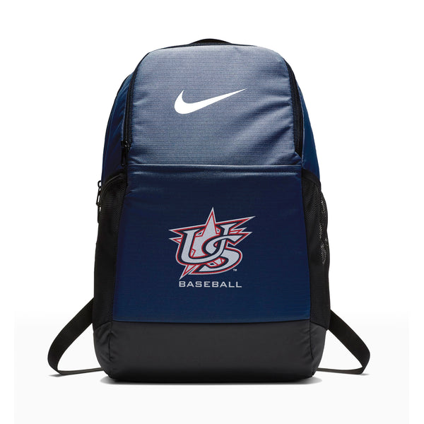 Nike Navy Brasilia Backpack