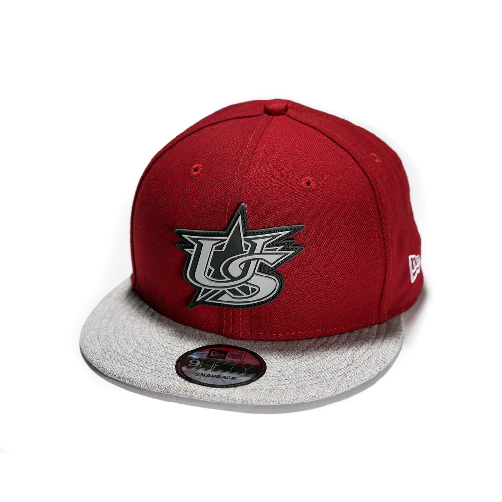 Maroon Badge 9FIFTY