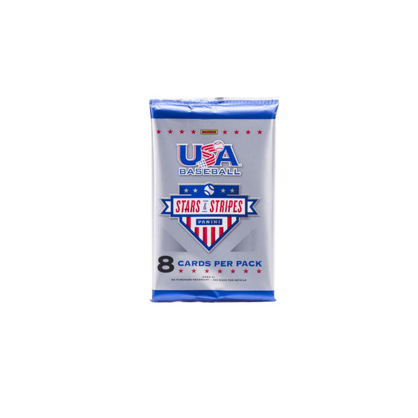 2018 USA Baseball Stars & Stripes Hobby Pack