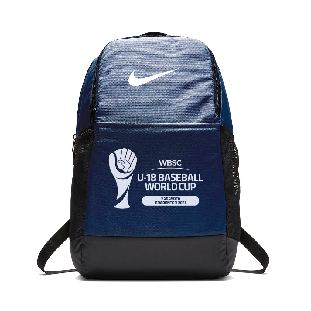 U-18 Baseball World Cup 2021 Nike Backpack