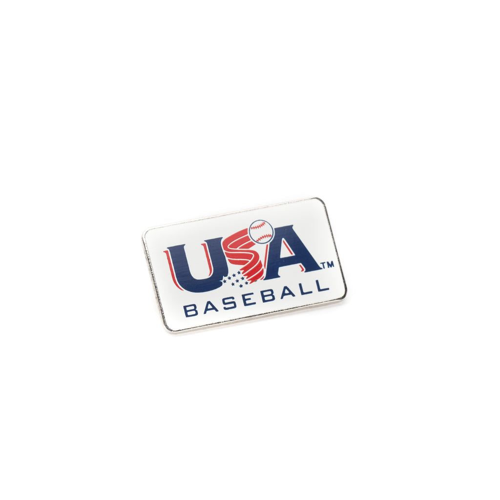 USA Baseball Lapel Pin