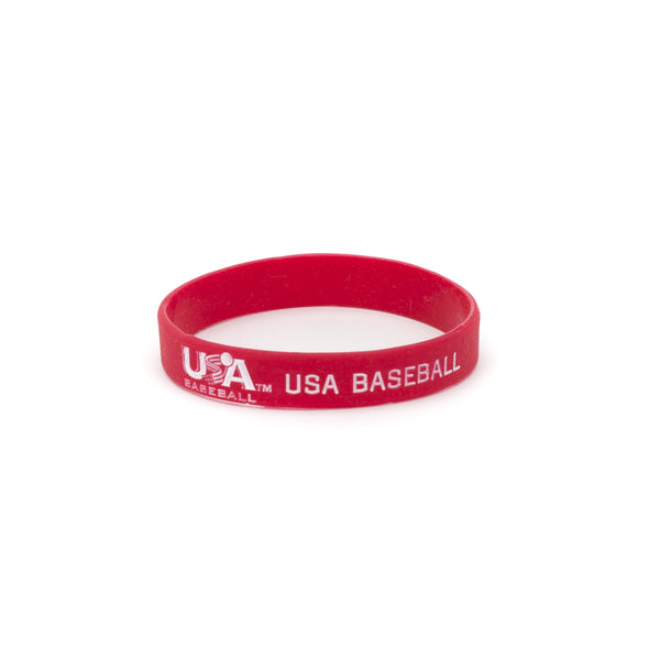 Our Pastime's Future Bracelet - Red