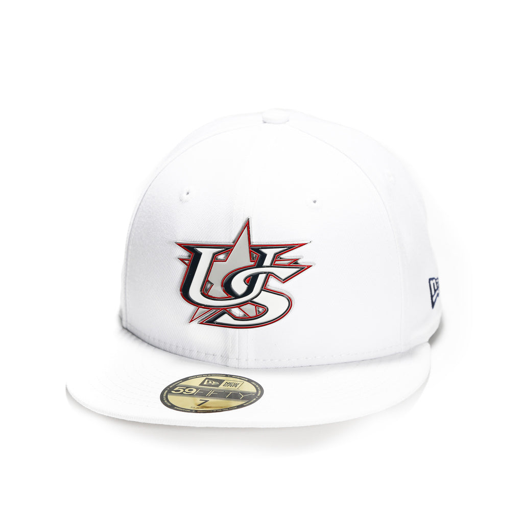 White Metal & Thread 59FIFTY