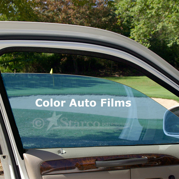 Axis Color Auto Films