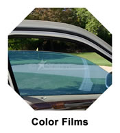 Color Window Tinting Films