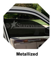 Metallized Auto Window Tinting Film