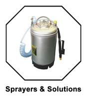 Sprayers & Solutions