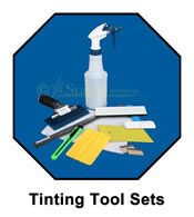 Window Tinting Tool Sets
