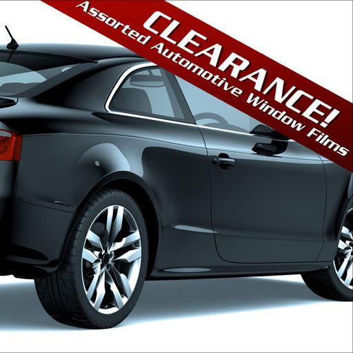 Blowout Automotive Film 20% - Hybrid-Dyed/Metal HP PS