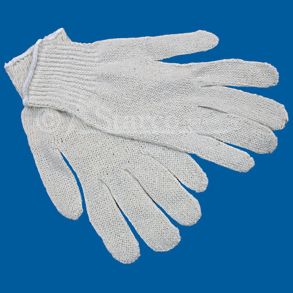 String Knit Gloves