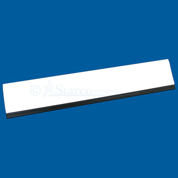 White & Black Squeegee, 12-Inch