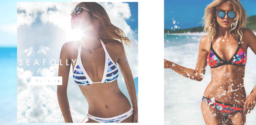 SeaFolly Clothing and Bikinis