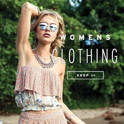 Women's Beach Clothing