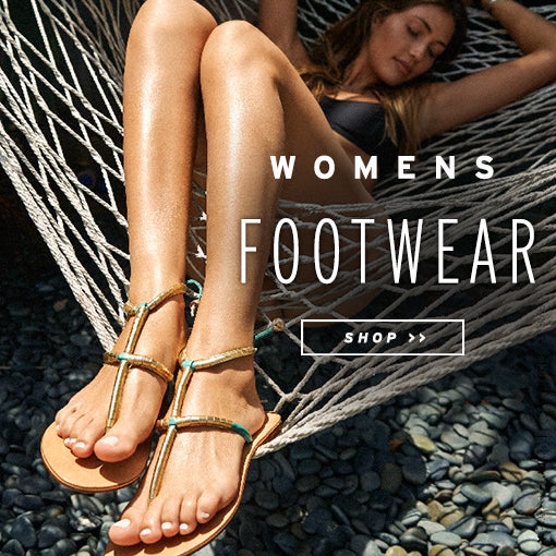 Womens Beach Footwear
