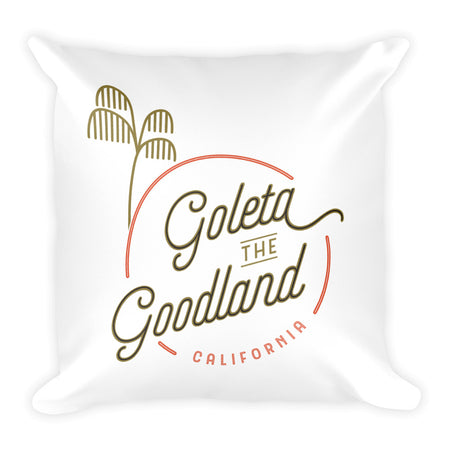 Goleta Goodland Square Pillow