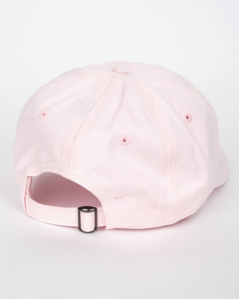 Sundance Beach Dad hat surf california cap hat pink back