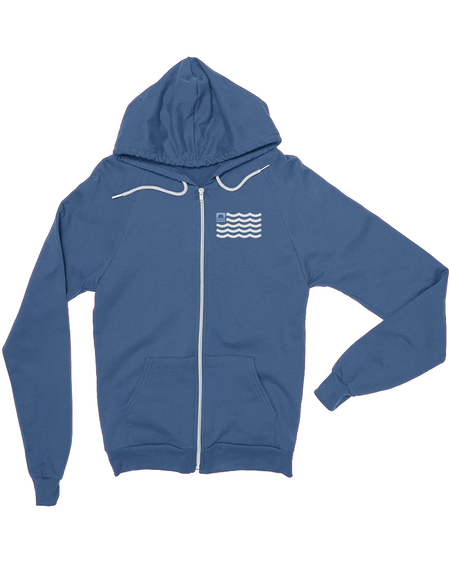 Sundance Beach Our Waves Unisex Fleece Hoodie