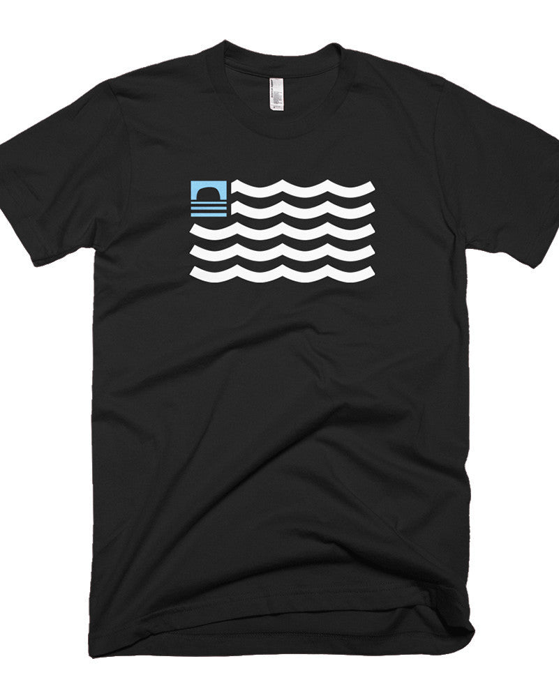Sundance Beach Our Waves Mens Tee