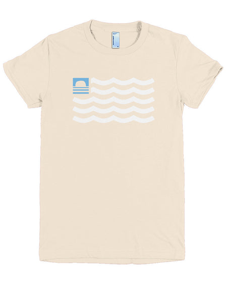 Sundance Beach Our Waves Womens Tee