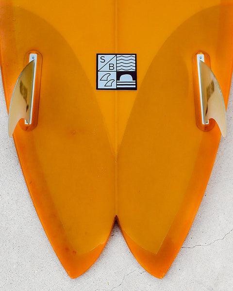 Sundance Beach Sticker Pack - Twin Fin