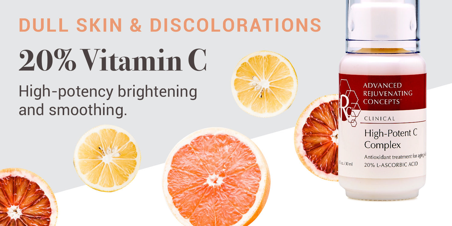 High-Potent C Clinical Strength Results Vitamin C Serum