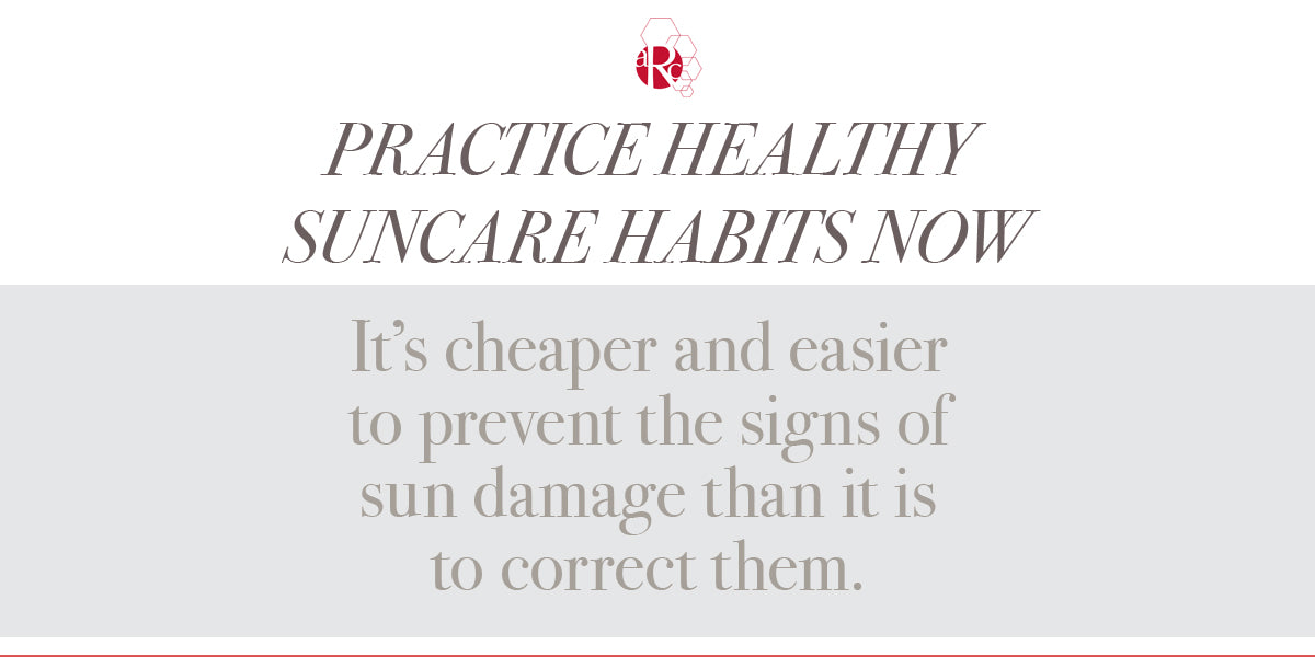 Are you practicing good suncare habits?