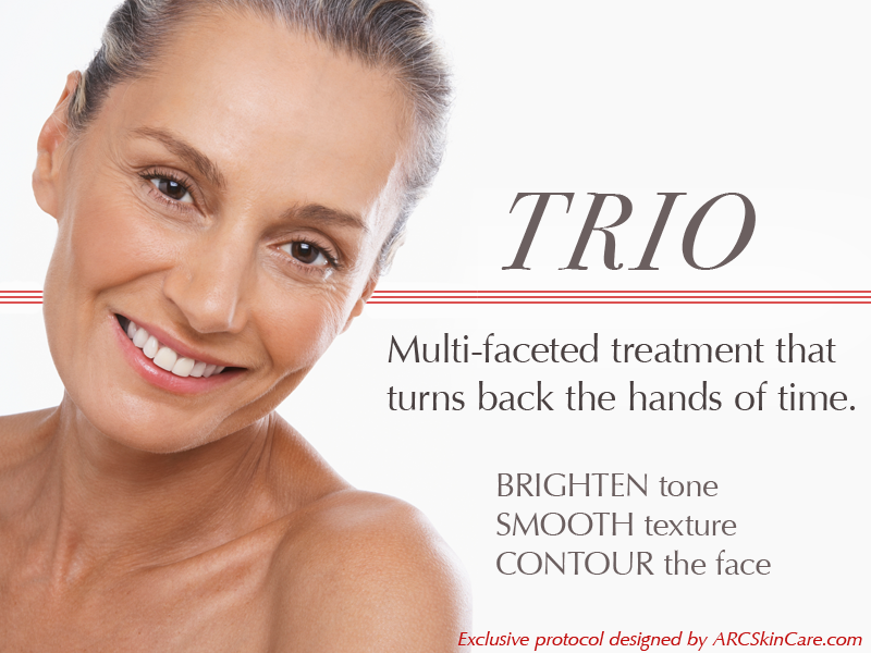 The Trio Facial Treatment