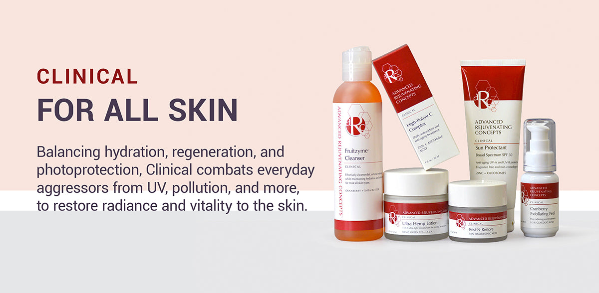 ARC Skin Care Clinical for All Skin Types