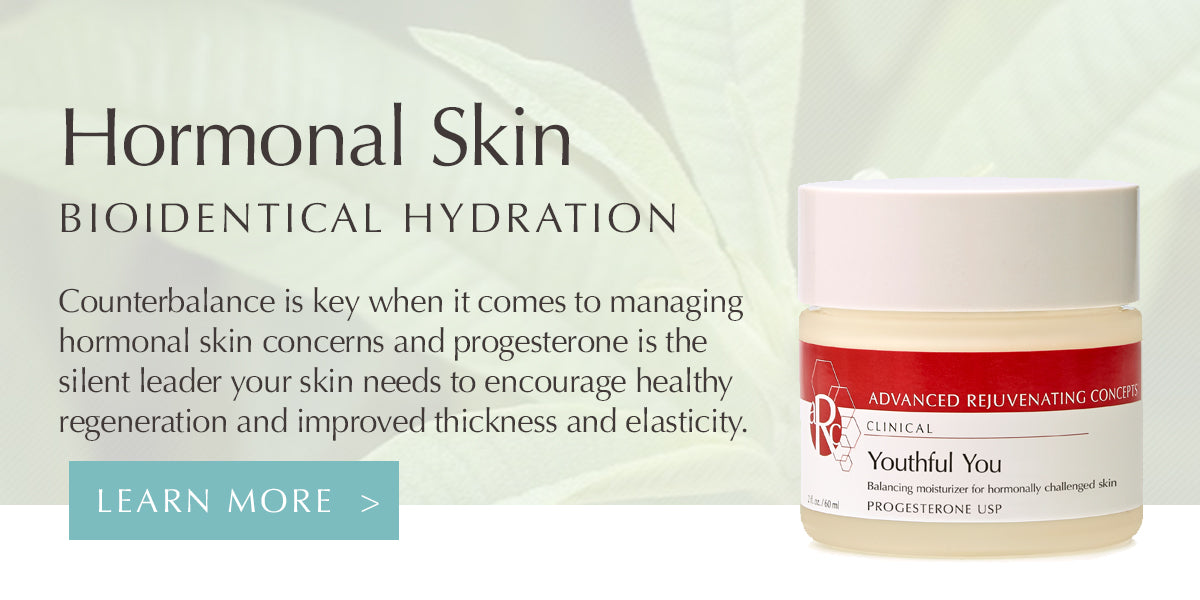 Youthful You for hormonally dry skin and adult acne