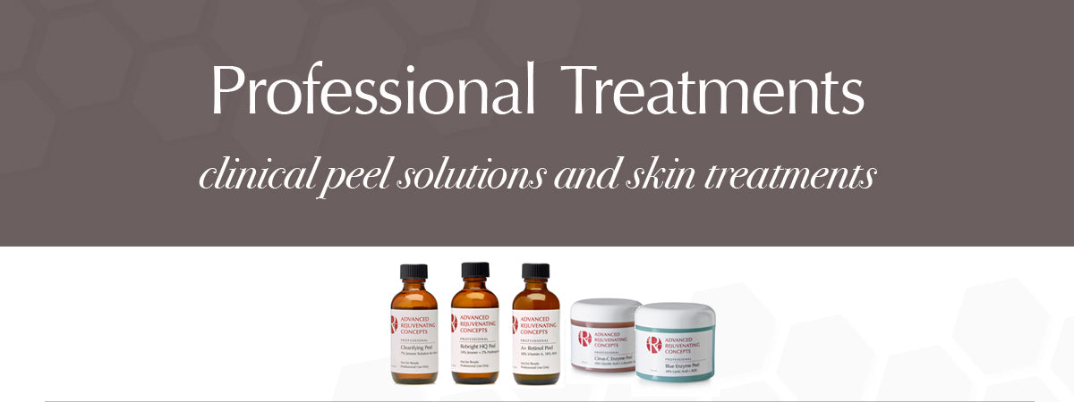 Aesthetic Treatments Facial Peel Products