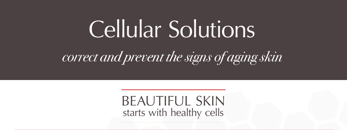 Cellular SOlutions Anti-Aging Skin Care