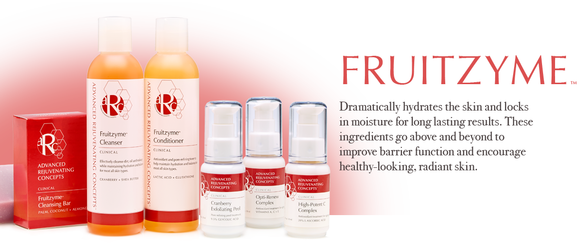 Fruityzme Skin Care Products for Men and Women