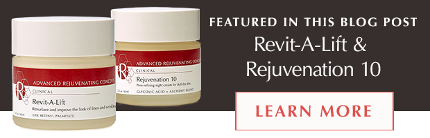 Retinol and Glycolic Rejuvenation