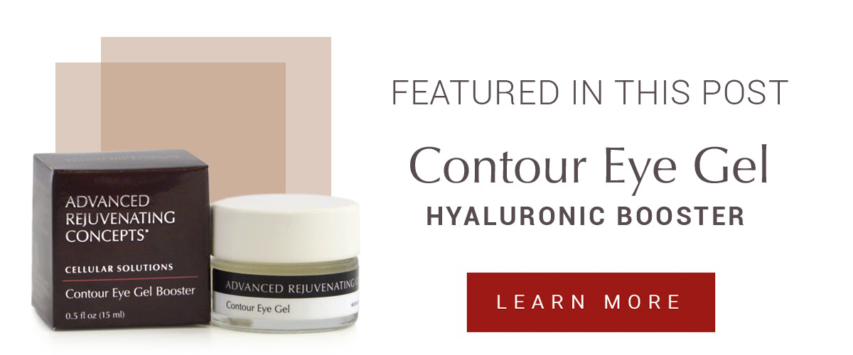 Contour Eye Gel Booster with Hyaluronic Acid