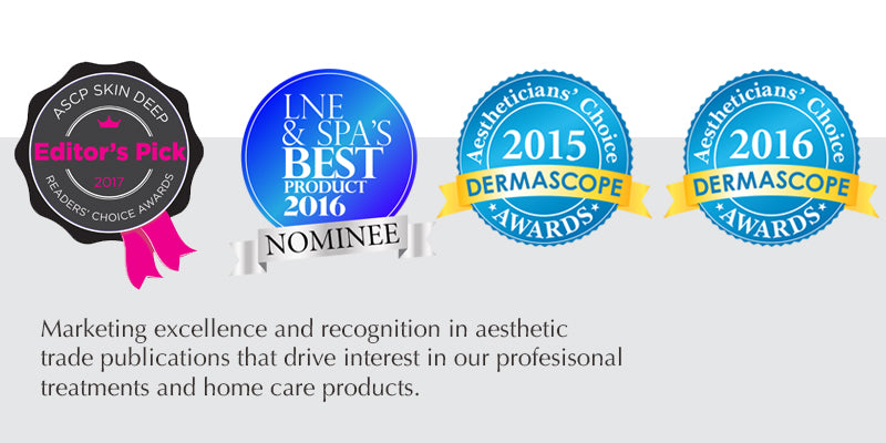 Award Winning Skin Care