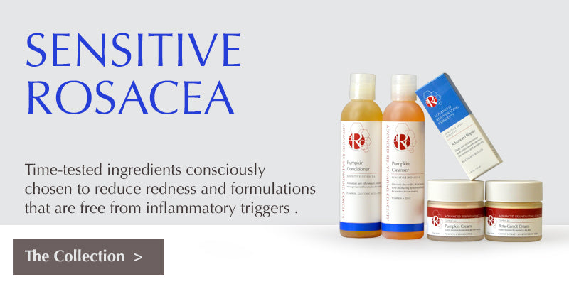 Sensitive Skin and Rosacea Solutions