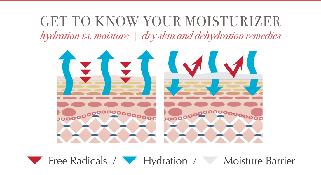 What is a multifaceted moisturizer?