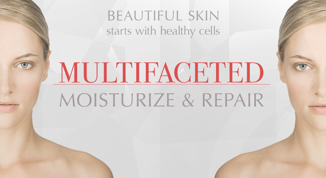 Multifaceted Moisturizers by Advanced Rejuvenating Concepts