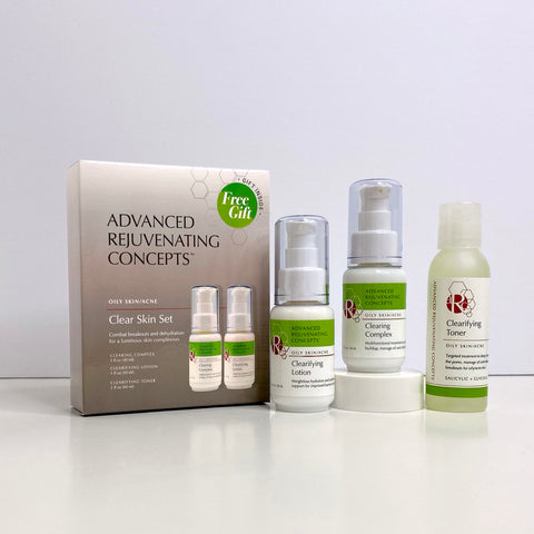 Clear Skin Treatment Set
